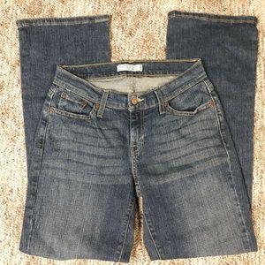 Levi's 529 Curvy Bootcut Jean's Size 8 Women's M